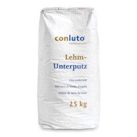 Conluto Lehm-Unterputz, trocken
