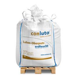 Conluto Lehm-Oberputz, erdfeucht