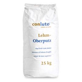 Conluto Lehm-Oberputz, trocken