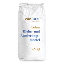 Conluto Lehm Klebe- und Armierunsmörtel