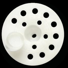 Conluto Dämmstoffhalter  Ø 65 mm