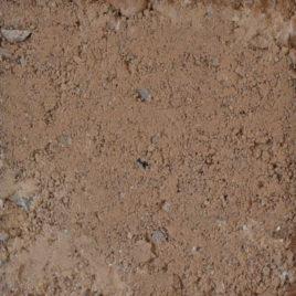 Stampflehm Körnung 0-22 sandstein-beige